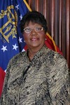 District 8 Commissioner - Dr. Priscilla Thomas